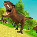 Динозавър лов Дино атака 3D игра