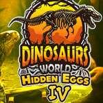 Dinosaurs World Hidden Eggs Part IV game