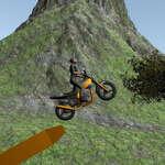 Dirt Bike-rijder spel