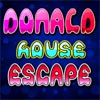 Donald House-Escape spel