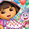 Dora The Explorer Objects game