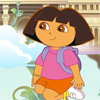 Dora Find Flying Castle game