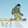 Downhill Snowboard 2 oyunu