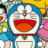 Doraemon colorare gioco