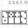 23-parada de Domino juego