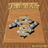 Ace de Domino jeu