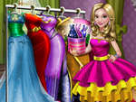 Dove Bridesmaid Dolly Dress Up H5 juego