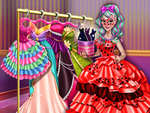 Dove Carnival Dolly Dress Up H5 game