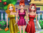 Dolls Spring Outfits game