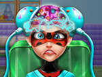 Dotted Girl Brain Doctor game