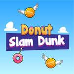 Donut Slam Dunk Spiel