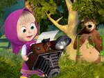 Juegos infantiles de muñecas y animales