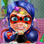 Dotted Girl Skin Doctor game