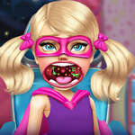 Doll Sister Throat Doctor game