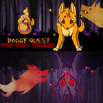 Doggy Quest The Dark Forest Spiel