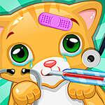 игра Доктор Домашние животные