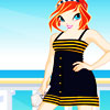 Dress Up Seas Girl game