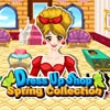 Dress Up Shop Spring Collection game