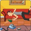 Пияният стая-бягство игра