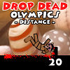 Drop Dead Olympics Distance game
