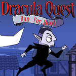 Dracula Quest Run For Blood game