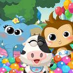 Dr Panda Daycare game