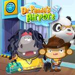 Flughafen Dr. Panda Spiel