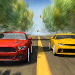 Плъзнете състезателни 3D игра