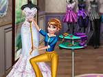 Dress Design for Princess game