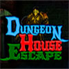 Dungeon dom Escape hra