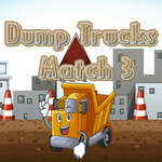 Dump Trucks Match 3 game