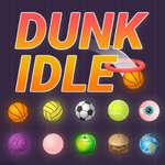 Dunk Idle Spiel