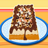 Könnyű Mocha Chip Ice Cream torta játék