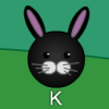 Easter Bunnies Typing game