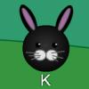 Pasen konijntjes te typen spel