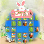 Easter Eggs Match 3 Deluxe game