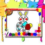 Easter Coloring Book game