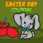Easter Day Coloring game