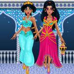 Východná princezná v priebehu vekov hra