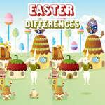 Великденски различия игра
