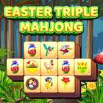 Ostern Triple Mahjong Spiel