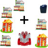 Educational collecte carburant partie 1 apprendre l'addition jeu