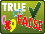 EG True False game