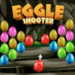 Eggle Shooter spel