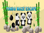 EG панда бягство игра