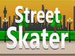 EG utcai korcsolyázó játék
