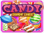 Líneas de caramelo EG juego