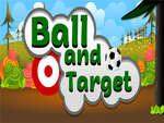 Objetivo de bola EG juego