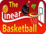 EG lineáris kosárlabda játék