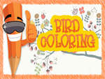 EG Birds Coloring game